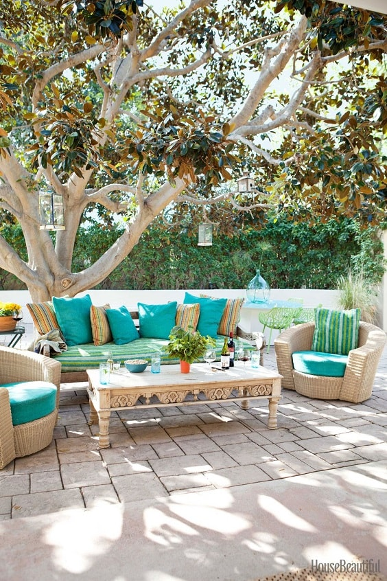 most clever patio furniture ideas for a
