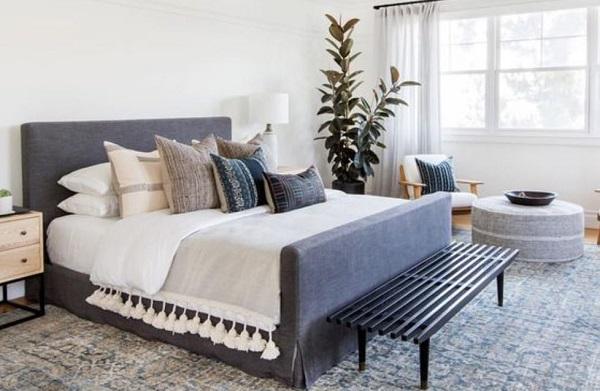 25+ Most Stylish Modern Boho Bedroom Decorating Ideas on A ... on Boho Bedroom Ideas On A Budget  id=35202