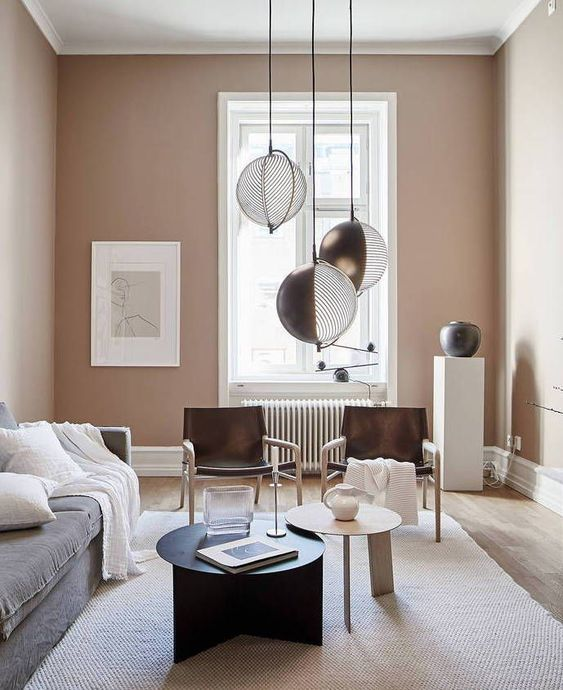Brown Living Room 25 Beautifully Cozy Ideas That You Ll Adore
