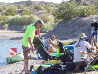 Lake Mohave with Dive Shack USA 7