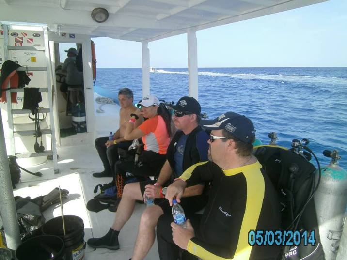 Cozumel Mexico with Diveshack USA May 2014 17