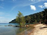 ABC Bay on Tioman Island