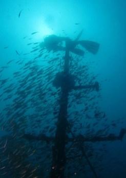 Salang Wreck