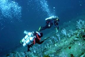 Tec Diving HMS Repulse