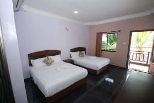 Tioman Cozy Inn - Quad Room