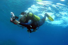 PADI AOW course with B&J on Tioman Island