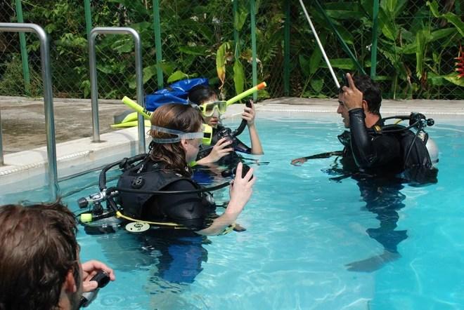 PADI Open Water Course with B&J on Tioman Island