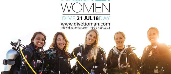 PADI Women's Dive Day 2018
