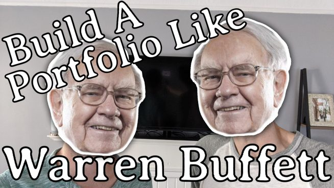 warren buffet, build stock portfolio like warren buffett