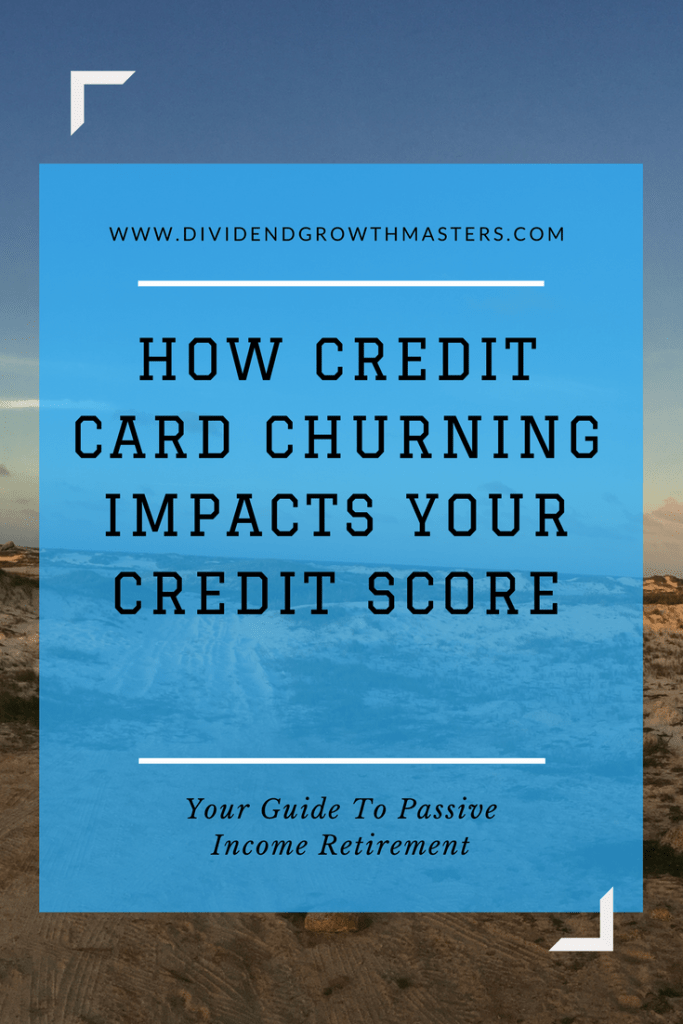 How credit card churning impacts your credit score
