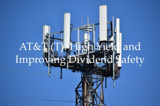 AT&T High Yield and Improving Dividend Safety