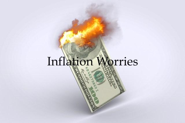 Inflation Worries – Week In Review