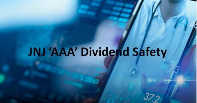 JNJ Dividend Safety