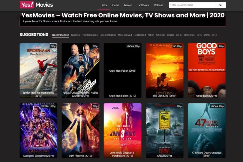 Yesmovies is the best place to watch free movies online . Watch Yes movies, yesmovie, yesmovies.to, yesmovies.io, yesmovies is, yesmovies 123, ...