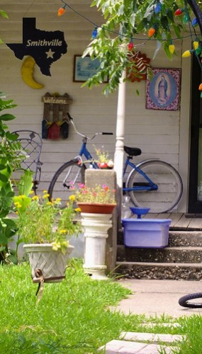 Porch 1 - Bike
