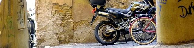 Italian Alley - Cycles