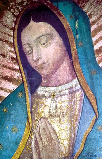 Guadalupana - Explore Sacred Art Photograph by Cheri Lomonte