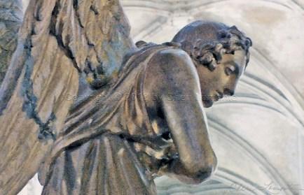 Heavenly Host - Sacred Art Photograph by Cheri Lomonte