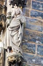 Santissima - Sacred Art Photograph by Cheri Lomonte