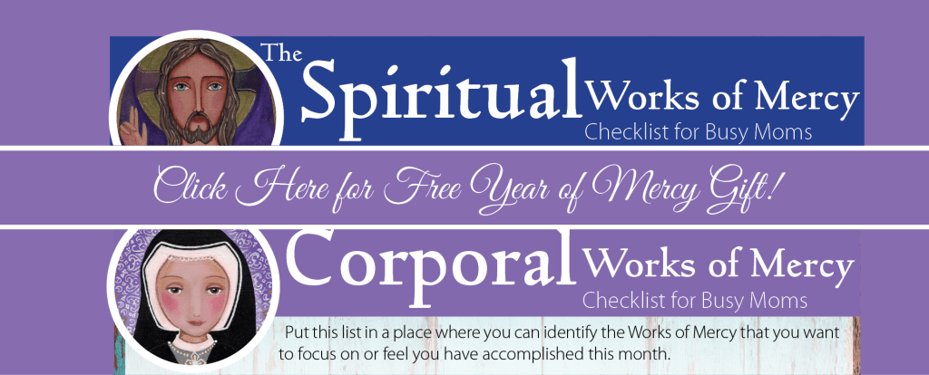 free works of mercy gift