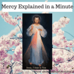 Aspects of The Divine Mercy Devotion Explained In A Minute
