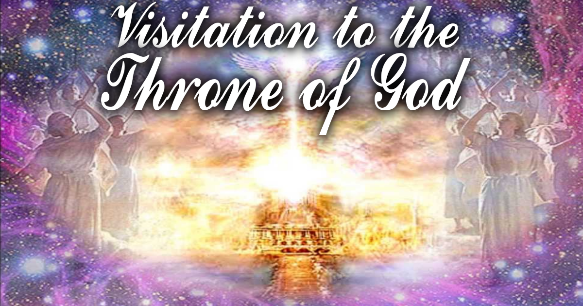 Image result for throne room of god