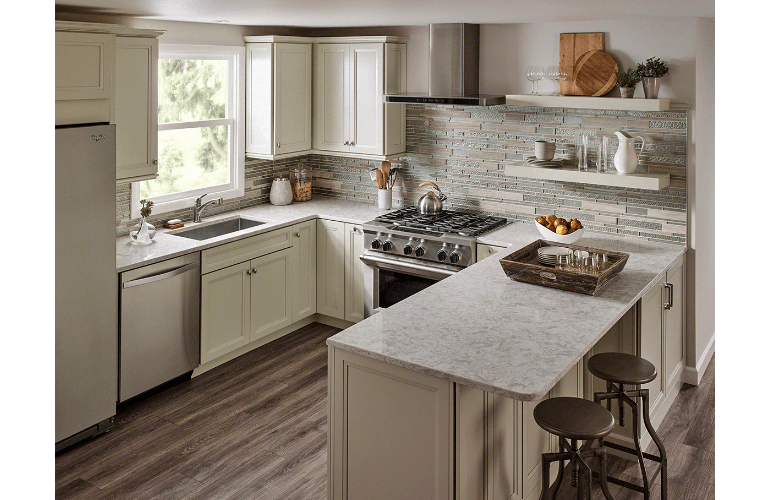 Kitchen Counter Edge Styles