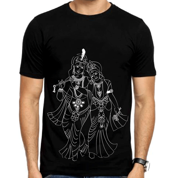I Lost My Heart In Vrindavan T-Shirt