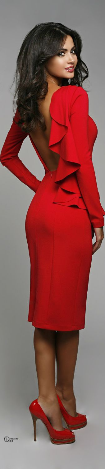 Red Hot Red Dresses For Valentines Day Divine Style