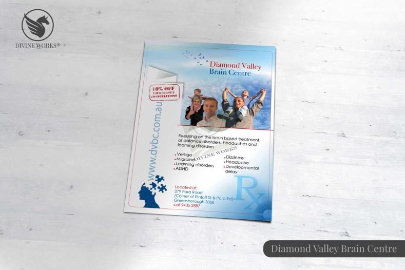 Diamond Valley Brochure Design By Divine Works