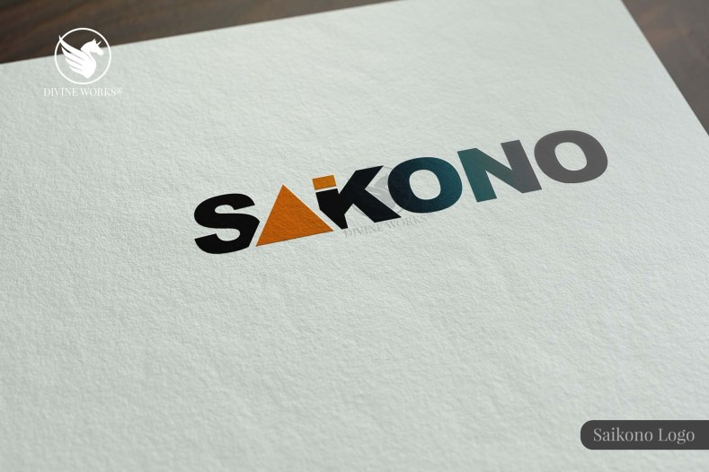 Saikono Logo Design By Divine Works