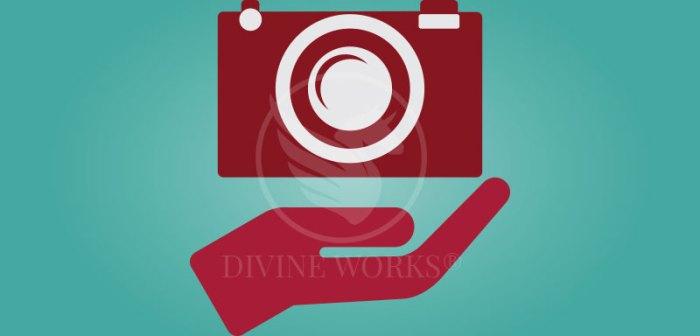 Free Camera Vector Illustration Download by Divine Works