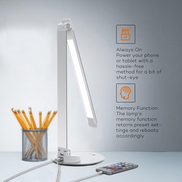 TaoTronics LED Desk Lamp