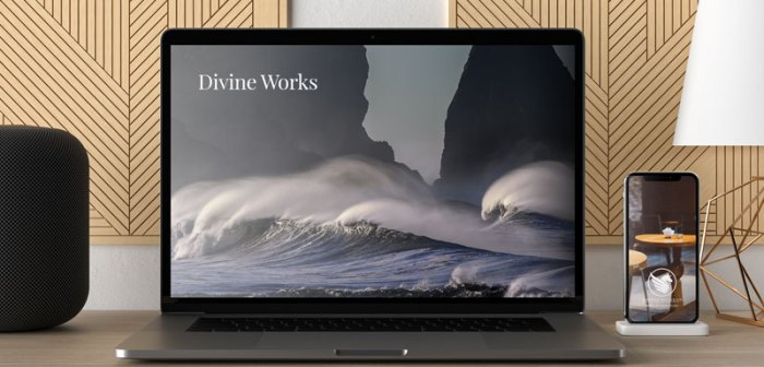 Free Macbook Pro And Iphone X Mockup Divine Works