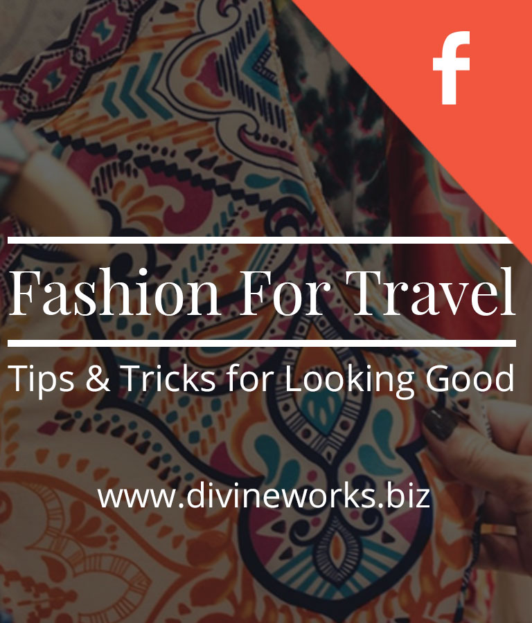 Free Fashion For Travel Facebook Cover Photo Templates by Divine Works