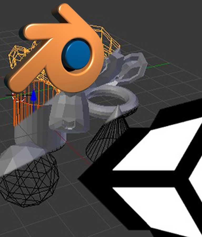 Blender 3D Modeling For Unity