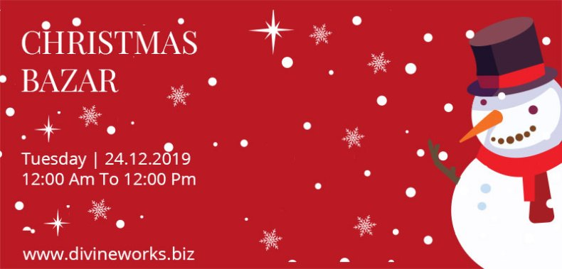 Download Free Christmas Social Media Template by DIvine Works