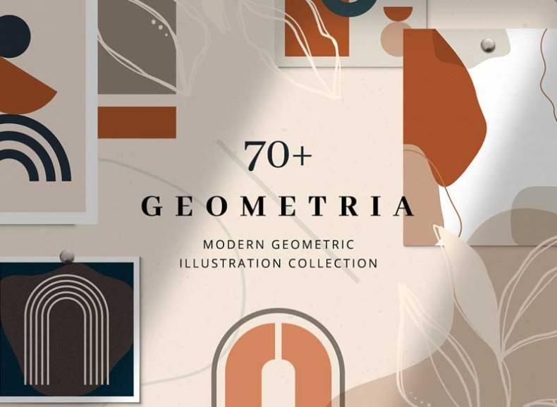 Geometria Abstract Shapes