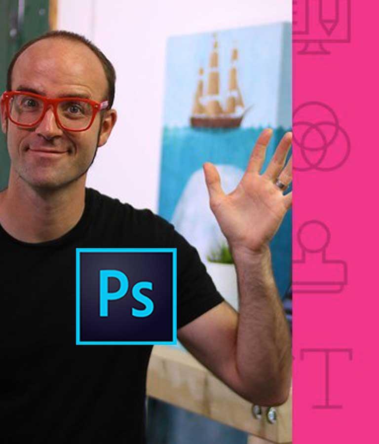 Adobe Photoshop CC Essentials Training Course