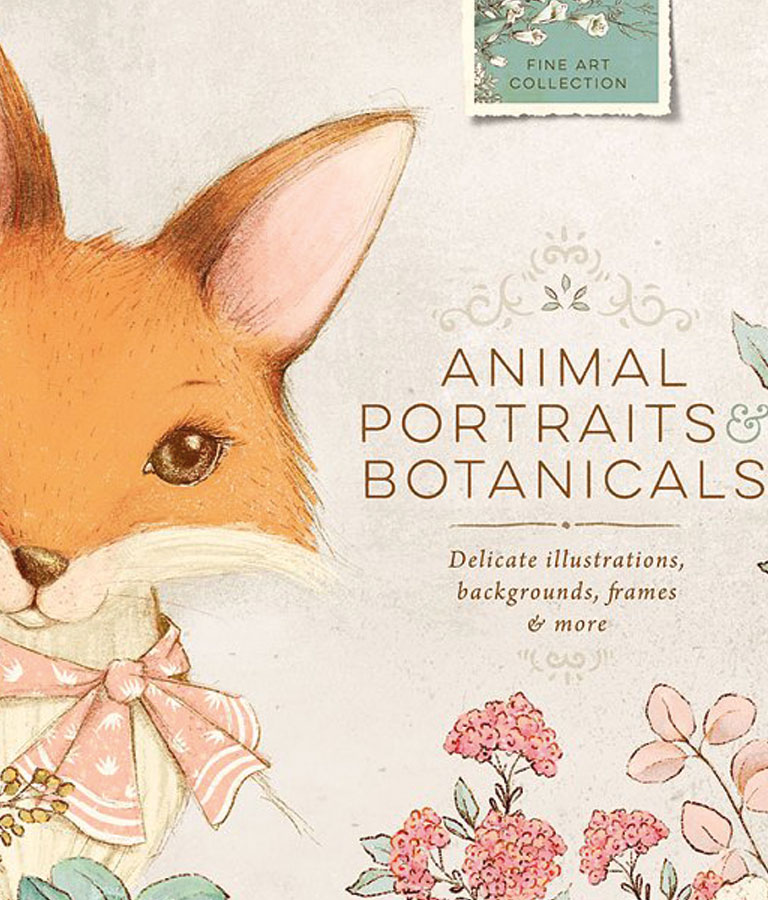 Animal Portraits & flowers
