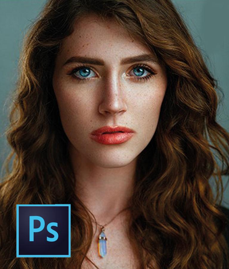 Photoshop High-End Retouching Masterclass