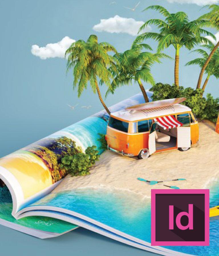 Adobe Indesign cc – Complete course
