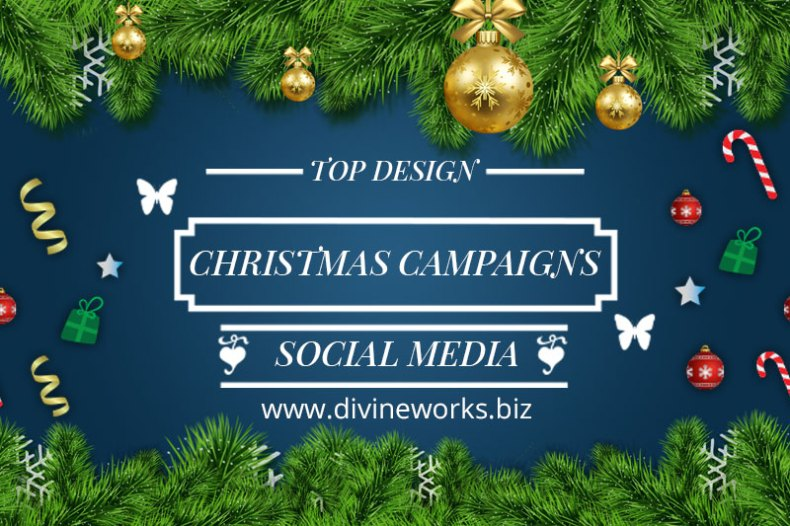 Download Free Christmas Social Media Template Set by Divine Works