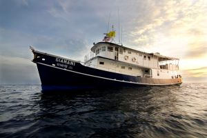 MV Giamani - Class of its own of Liveaboards Thailand