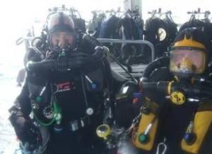 Tech Divers on Tec Diving Liveaboard MV Giamani