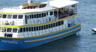 MV Oktavia