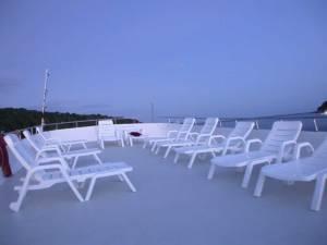 MV South Siam IV - Sun Deck