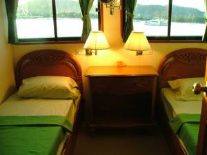 MV South Siam IV - Twin Bed Cabin
