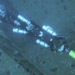 Sidemount Divers Train