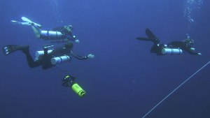Sidemount Diving Course - Deco Stop